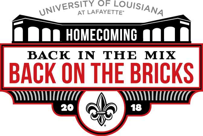 University of Louisiana at Lafayette Homecoming 2018