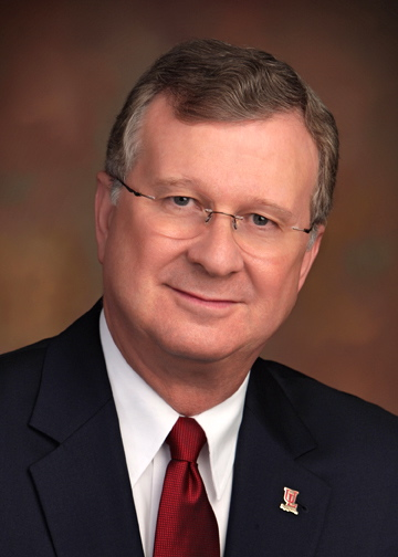 President E. Joseph Savoie