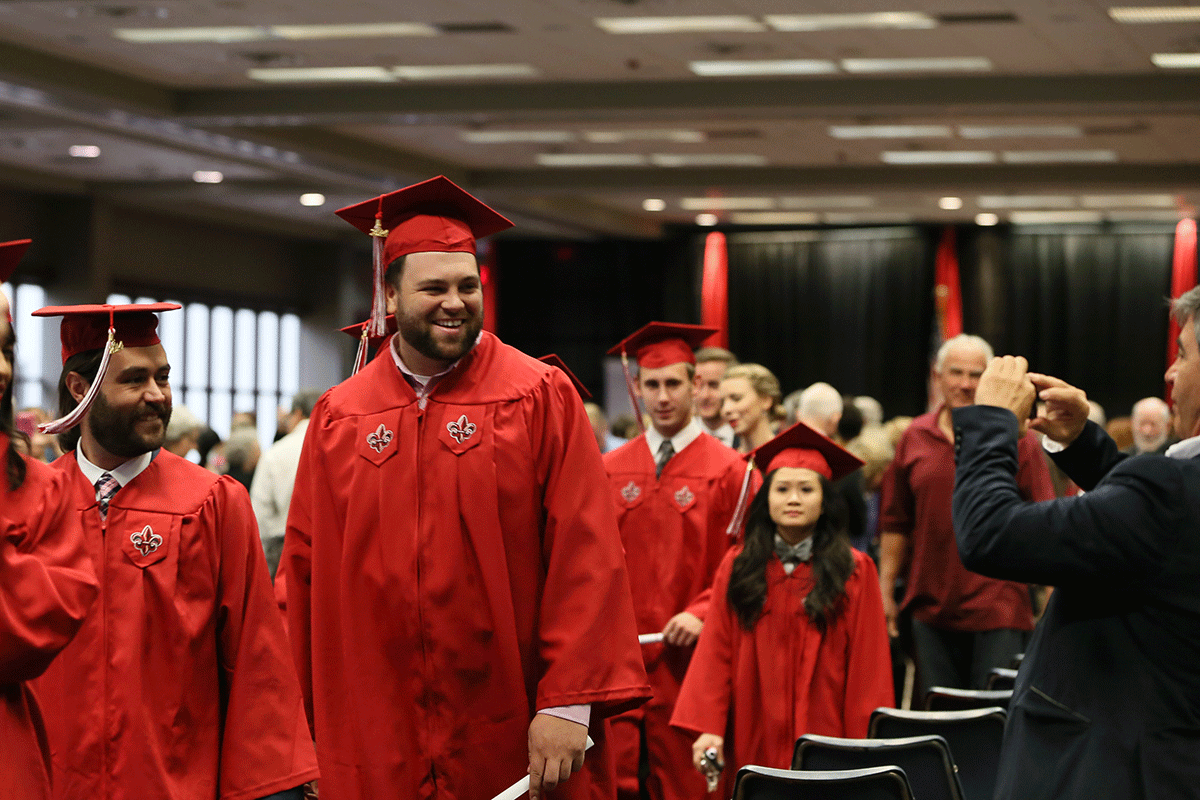spring 2015 commencement ceremonies set for friday  may 15