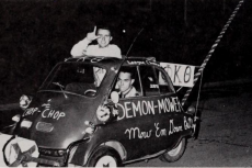 A Look Back at Homecoming Traditions