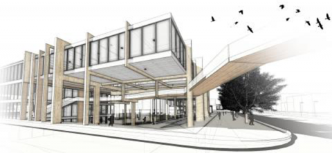 Architecture Students Designs Draw Global Applause University Of Louisiana