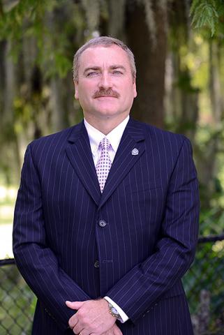 UL Lafayette Director of Public Safety Joe Sturm
