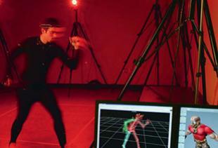 Motion Capture Lab