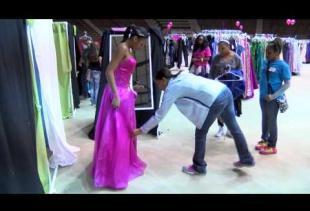 Cinderella Project Helps Prom Dreams Come True