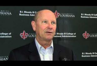 City-Parish President Joey Durel Discusses Leadership Management