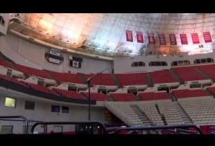 Renovations in order for the Cajundome