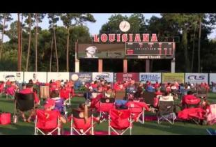 Ragin' Cajuns Baseball Watch Party